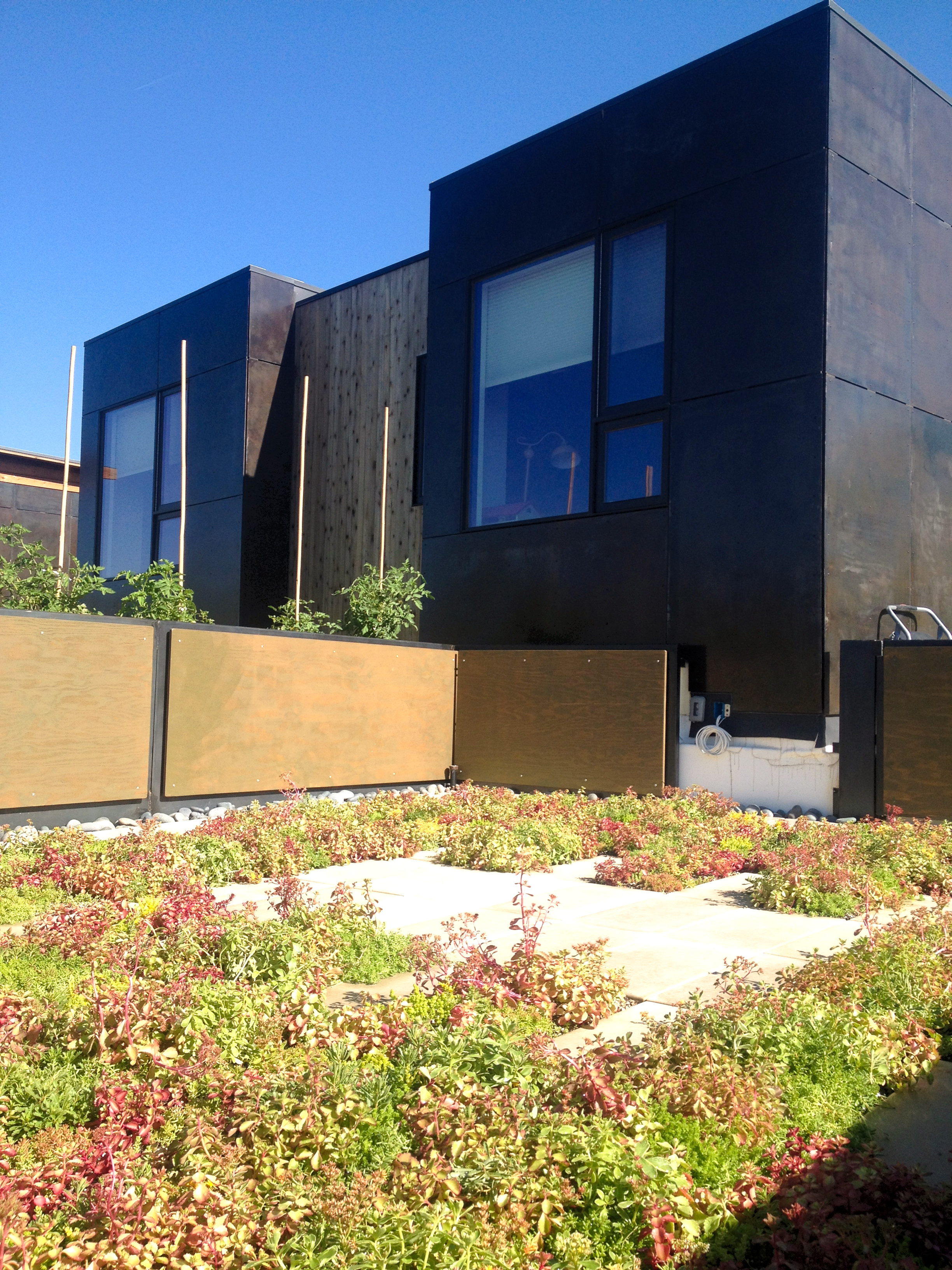 Single Story Extension Cost >> Green Roof Benefits - Intermountain Roofscapes